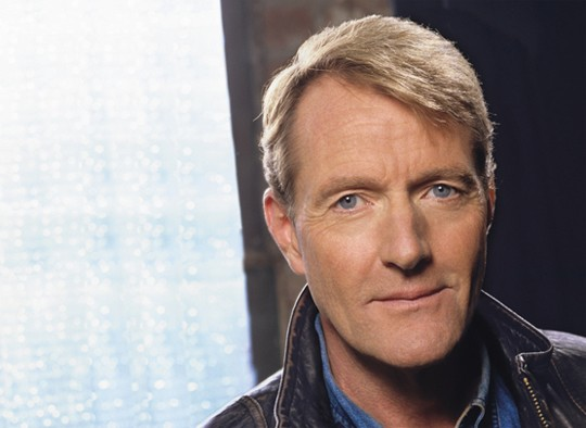 Lee Child photo (c) Sigrid Estrada