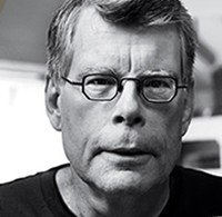 Stephen King photo © Shane Leonard