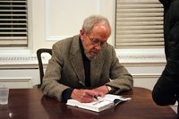 Elmore Leonard will teach you to write, and sign your book.