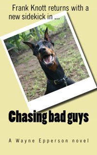 Chasing bad guys cover