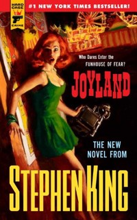The original Joyland cover.