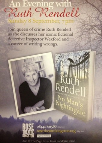 Eveningwithruthrendell