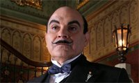 A moustache cake for David Suchet?