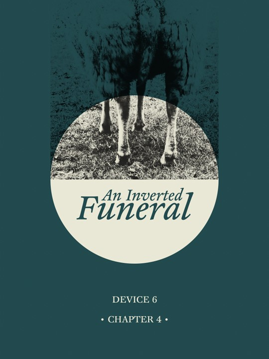 Anna steps in on a funeral. Is it hers, or someone else's?