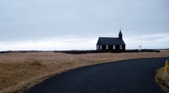 The remote church could hold some answers in Thora's mystery.