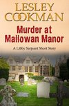 Murder at Mallowan manor