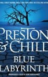 Blue Labyrinth, Douglas Preston, Lincoln Child