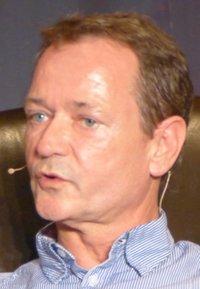 Screenwriter Paul Abbott interviewed.