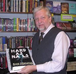 DanSimmonssignsHardAsNails