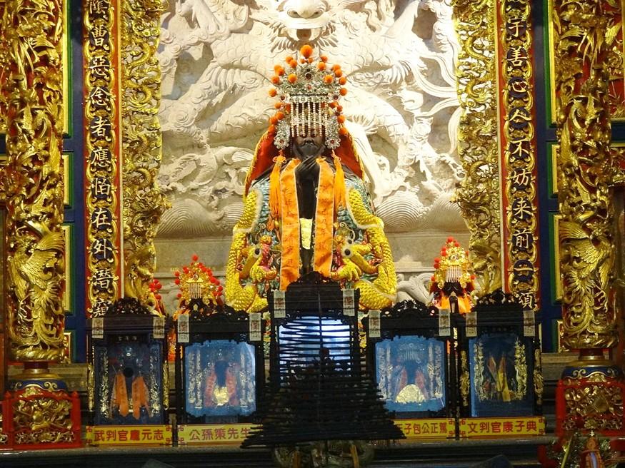The shrine of Bao Zheng.