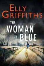 elly griffiths woman blue cover