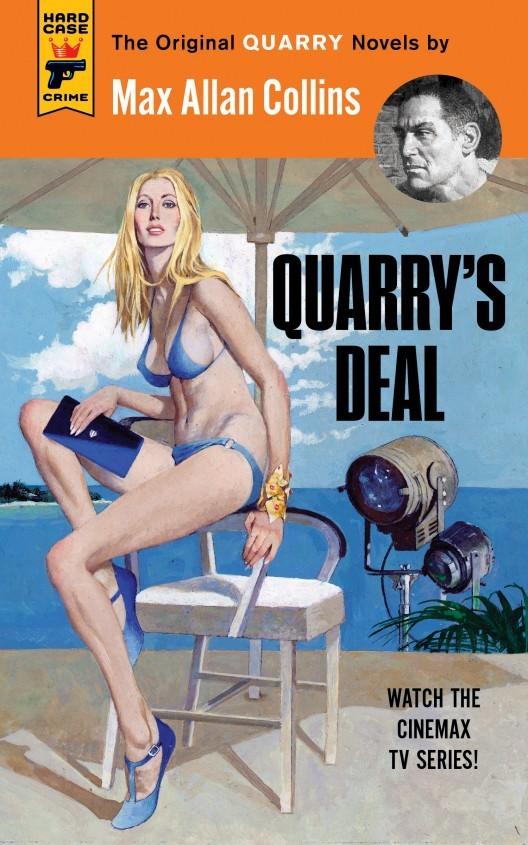 Max Allan Collins Quarrys Deal