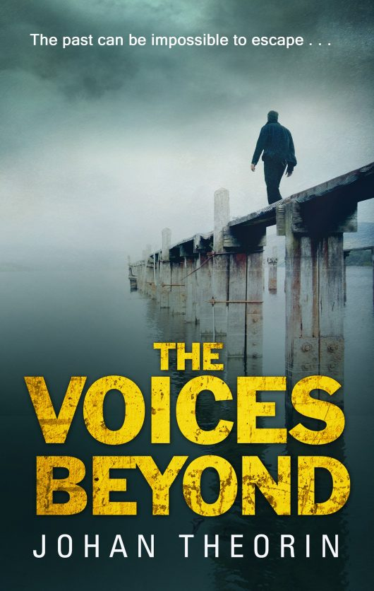 John Theorin The Voices Beyond