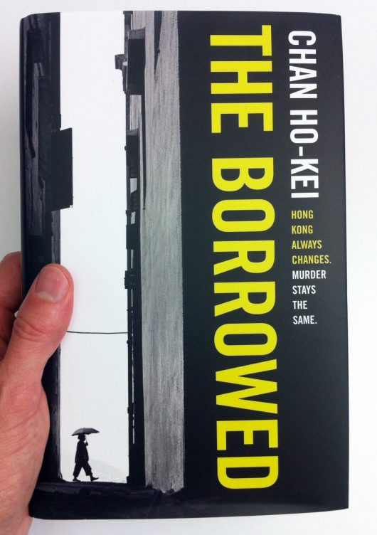 Chinese crime fiction, The Borrowed, Chan Ho-Kei