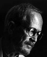 Elmore Leonard, crime fiction author