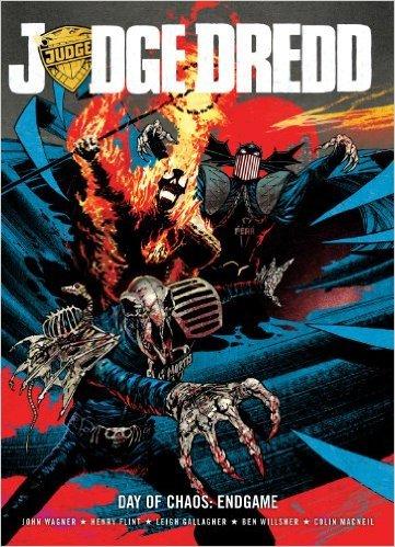 Judge Dredd Day of Chaos