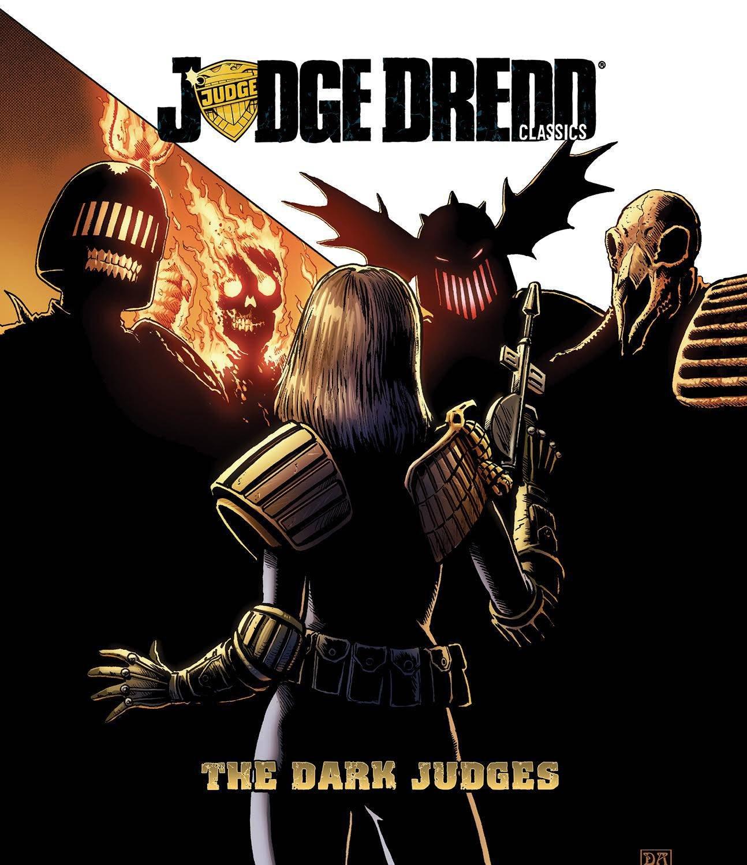 Judge Dredd The Dark Judges