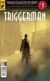 Triggerman issue 1 cover by Jef