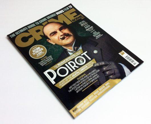 Crime Scene magazine issue 5