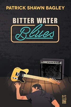 crime novel, noir, Bitter Water Blues