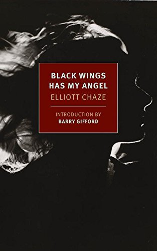 Black Wings Has My Angel, Elliott Chaze