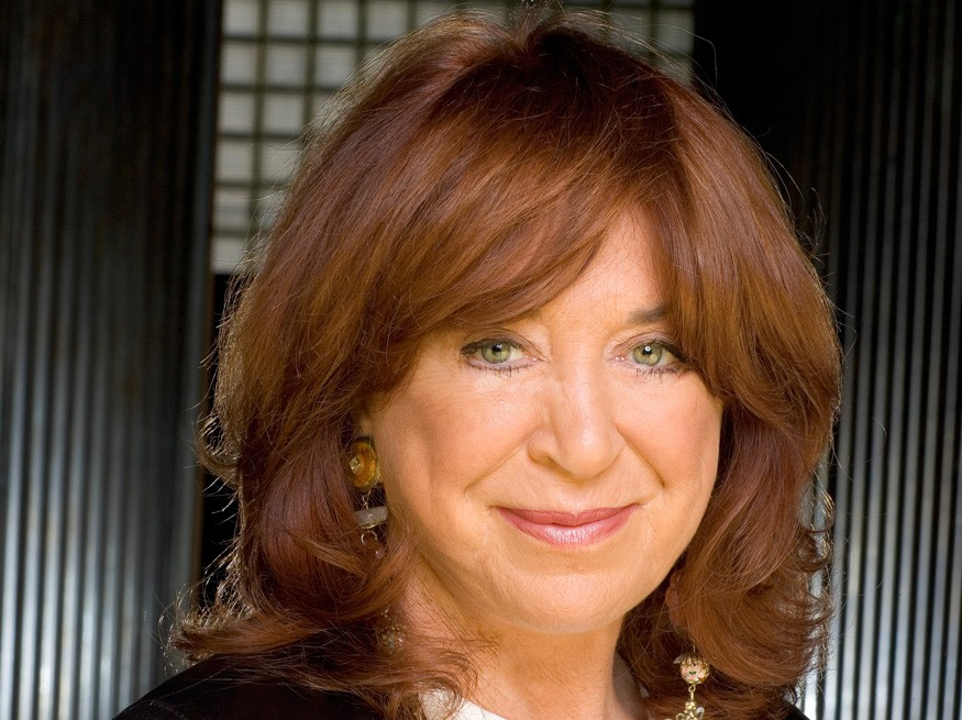 Interview: Lynda La Plante » CRIME FICTION LOVER